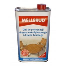 Olej do pielęgnacji drewna twardego jak eukaliptus, dąb 1l